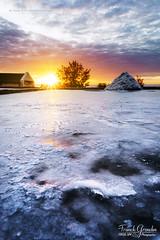 - Glacier tropical - (Frog 974) Tags: ledelarunion salines saintleu pointe au sel coucherdesoleil ngc