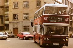 LOTHIAN REGIONAL TRANSPORT 786 C786SFS (bobbyblack51) Tags: lothian regional transport 786 c786sfs leyland olympian eastern coach works edinburgh 1996