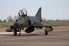 7496 (IanOlder) Tags: mcdonnell douglas rf4e f4 phantom haf greece greek air force recce jet aircraft montdemarsan 7496 hellenic aviation