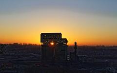 Sunrise over wallerscote island (Raptor996) Tags: nikon sunrise raw wallerscoteisland photoshop cheshire dxoopticspro10elite england riverweaver handheld winnington nikonsigma sigma1750f28vrlens