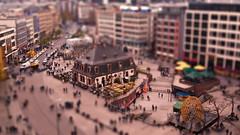 mini house (Zavarykin Sergey) Tags: house miniature am dof bokeh frankfurt main shift mini tilt