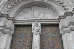 Schweinfurt am 20.4.2012 (pilot_micha) Tags: city church germany bayern deutschland bavaria catholic kirche stadt april deu 2012 katholisch schweinfurt heiliggeistkirche pfarrkirche unterfranken 2042012