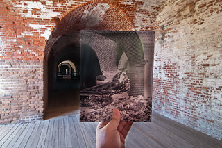 Looking Into the Past: After the Breach, Fort Pulaski, Georgia, 1862
