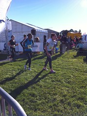 "Emma crossing the finish line after a gutsy run • <a style=""font-size:0.8em;"" href=""https://www.flickr.com/photos/64883702@N04/7194525212/"" target=""_blank"">View on Flickr</a>"