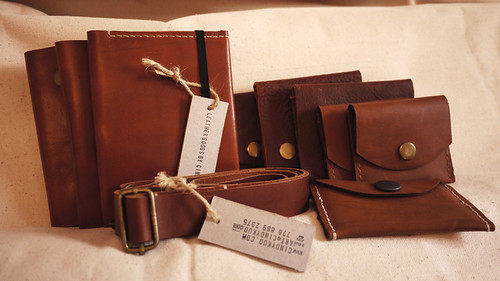 LEATHER GOODS BY CINDY