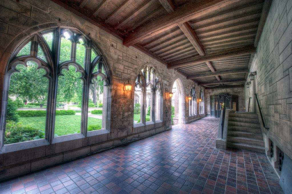 Ida Hall Cloisters