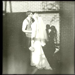 Love cast the perfect shadow (MamaOwlPhoto) Tags: wedding june square groom bride media couple pa squareformat iphoneography instagramapp uploaded:by=instagram
