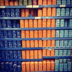 (CCL LSBN) Tags: food comida supermarket tuna atun supermercado instagram flickrandroidapp:filter=none
