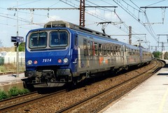 Lunel 05.04.2005 (The STB) Tags: z z2 sncf 7300 lunel 73002