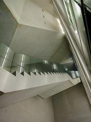 Casa da Msica - OMA (Julio Ferrer Pieiro) Tags: portugal porto remkoolhaas escaleras casadamusica