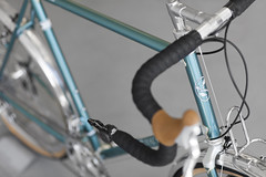 Royal H Teal Rando_12 (baumannphoto) Tags: boston steel custom campagnolo handbuilt randonneur 650b royalhcycles tealrando