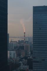 Japon 2013_0213 - 68.jpg (Sb's Place) Tags: voyage travel nature tokyo air pont asie japon immeuble batiment urbanlandscape voyages urbain immeubles vuedehaut fumee voyagefamilial
