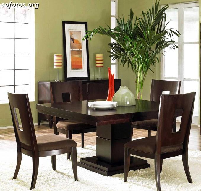 Salas de jantar decoradas (110)