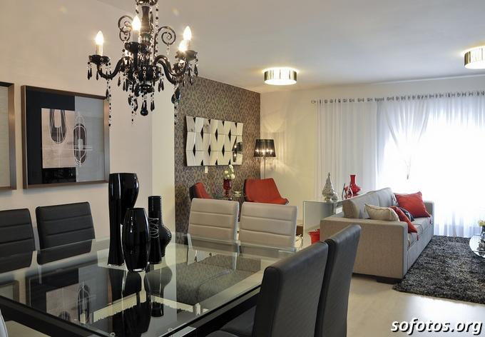 Salas de jantar decoradas (126)