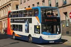 Stagecoach Western - SF12 HWN (15815) (MSE062) Tags: bus scotland glasgow double 400 western alexander dennis stagecoach scania enviro decker adl sf12 15815 e400 hwn sf12hwn