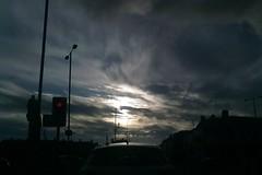 Project 365 #172: 210613 Midsummer Night (comedy_nose) Tags: sunset midsummer porject365 greatcloudtexture