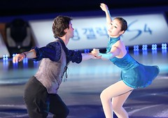 All That Skate 2013 / Figure Skating ({ QUEEN YUNA }) Tags: korea queen olympic figureskating worldchampion figureskater olympicchampion stephanelambiel yunakim   kimyuna  allthatskate2013