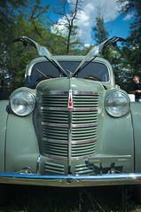 MZMA 401 Moskvich (W.Grabar) Tags: car fuji soviet oldtimer 50s 401  moskvich mzma  mzma400 fujix100 mzma401