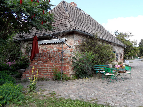 Burg Klempenow - Torhaus