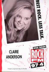 Red Rose Rock FM - Claire Anderson