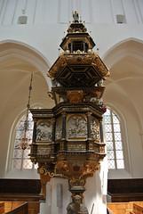 Church of St. Petri (lordofcondo) Tags: nikon malm j2 stpetri 1030vr