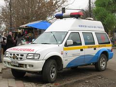 Chevrolet Grand Luv 3.2 Wagon 4x4 2003 (RL GNZLZ) Tags: chevrolet gm 4x4 4wd pickup ambulance pickuptrucks camionetas isuzu generalmotors doublecabin crewcab licanten ambulancias isuzupickup chevroletluv lightutilityvehicle chevroletpickup luvwagon isuzuhombre isuzukb luvgrandwagon