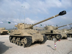 "M-51 Sherman (1) • <a style=""font-size:0.8em;"" href=""http://www.flickr.com/photos/81723459@N04/9358101128/"" target=""_blank"">View on Flickr</a>"