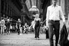 Attraction (Orione59) Tags: street people urban milan laura canon shopping photography bokeh candid galeria galleria ef85mmf12l 5dmk3 orione1959 orionephotographer