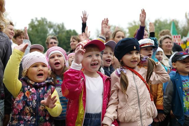 """Открытие 100-го парка фонда """"Обнаженные сердца"""" в Нижнем Новгороде"""