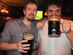 dudes (petit hiboux) Tags: friends beer luke stuart