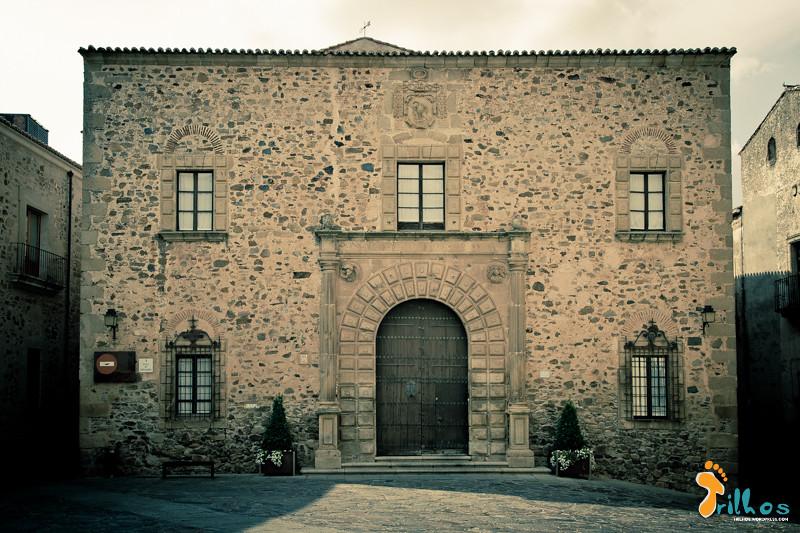 Palácio Episcopal de Cáceres