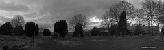 Brandon Graveyard Panorama B&W (WISEBUYS21) Tags: life party blackandwhite panorama sun moon money graveyard rain sex canon movie landscape one star nikon shot 10 top sony brandon shakespeare best number v photograph stunning faves positive favourite 5th hamlet rate countydurham henrythe wisebuys21