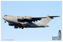 UAE Air Force Globemaster C17 1224 (Ni5han7) Tags: uae abudhabi c17 globemaster 1224 2015 nishantrao uaeairforce abudhabiinternational dubaispotters