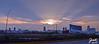 Sombra de Nubes. (JoseR RP) Tags: skyscraper de atardecer sombra panoramica nubes puebla joser angelopolis rovirola