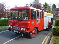 A99 UBD (markkirk85) Tags: rescue bus buses bedford fire angus northamptonshire engine event service appliance wellingborough 2015 tkg hcb ubd a99 a99ubd