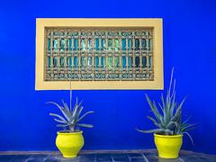 Marrakesh-93.jpg (Frank Schwellnus) Tags: travel ma morocco marrakech afrika marokko reise marrakesch jardinmajorelle marrakechtensiftalhaouz