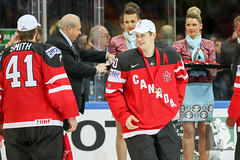 "IIHF WC15 GM Russia vs. Canada 17.05.2015 106.jpg • <a style=""font-size:0.8em;"" href=""http://www.flickr.com/photos/64442770@N03/17642454620/"" target=""_blank"">View on Flickr</a>"