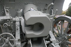 WW1 German Gun 150mm, [ Nr. 1177 Fr. Kp. 1918 ] (Stuart Curry) Tags: france infantry army captured australian german cannon soldiers artillery westernfront ww1 20th 1918 krupp aif battalion battlefields howitzer 3rdoctober 2nddivision estrees 5thbrigade 5thbde beaurevoirline