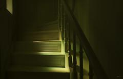 Old stairs - D8C_6826 (Viggo Johansen) Tags: