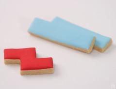 TETRIS COOKIES! (watchmedostuff) Tags: food game cookies kids colorful treats teenagers teens games puzzle gaming teenager tetris sugarcookies