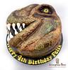 "8"" T-Rex (Scrumptious Buns (Samantha)) Tags: wpkidscakes birthday cake norwich norfolk scrumptious buns celebration novelty figure dinosaur t rex painted scales lizard skin cakewpairbrushedandpaintedcakesairbrushpaintedpainted cakeairbrushed cakenovelty cakecake art"