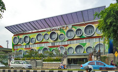 Kila Infinity8 (Ya, saya inBaliTimur (leaving)) Tags: bali building gedung architecture arsitektur hotel