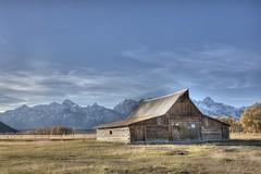 Moulton Barn Mormon Row (boysoccer3) Tags: moultonbarn mormonrow jacksonhole wyoming starvalley grandtetonnationalpark yellowstone tetons rural ruralbarn oldbarns