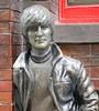 Liverpool - John Lennon (grab a shot) Tags: panasonic lumix gx80 england uk liverpool beatles fab4 statue johnlennon