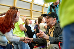 Dawes, Dean 20 Gold (indyhonorflight) Tags: dean dawes abledcaarrival ihf indyhonorflight angela napili deandawes 20 gold public public2021
