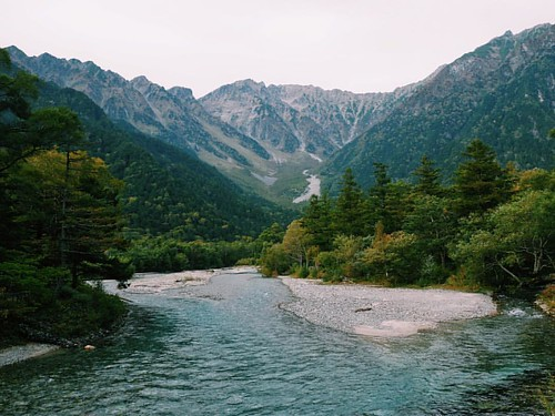I wish had more time to linger in #Kamikochi. #GXLikeABoss #PanasonicSG #travel #mrbrowntravels #sp
