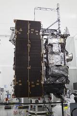 GOES-R Preparation to Fuel (NOAASatellites) Tags: goesr astrotech noaa ula atlasv pad41 noaasatellites noaasatelliteandinformationservice nasa nesdis nextgeneration satellite weathersatellite spacesegment spacecraft roadtolaunch countdowntolaunch ksc kennedyspacecenter