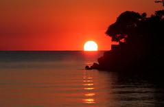 . . . Going . . . (craigsanders429) Tags: sunsetphotography sunsets sunset catawbaisland catawbaislandstatepark water lakeerie lakeerieinohio greatlakes lakes