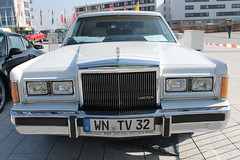 Ford Lincoln Town Car Stretch Limo (1989) (Mc Steff) Tags: ford lincoln town car stretch limo stretchlimo stretchlimousine 1989 limousine retroclassicsmessestuttgart2016