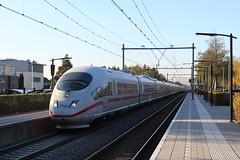 NS ICE 4653 + NS 4651 te Duiven (erwin66101) Tags: ns nshispeed nsinternational nsinternationaal ice intercity express intercityexpress iceinternational international emmerich station duiven testtrein test trein testrit